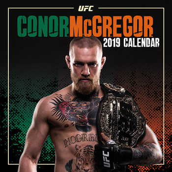 Календар 2021 UFC: Conor McGregor
