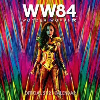 Календар 2021 Wonder Woman - Movie