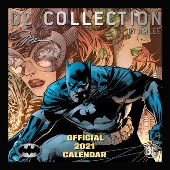 Календар 2021 Batman Comics