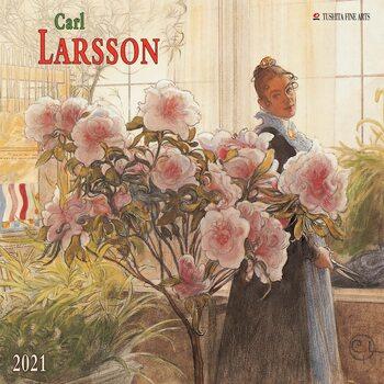 Календар 2021 Carl Larsson