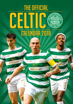 Календар 2018  Celtic