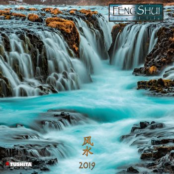 Календар 2019  Feng Shui Flow of Life