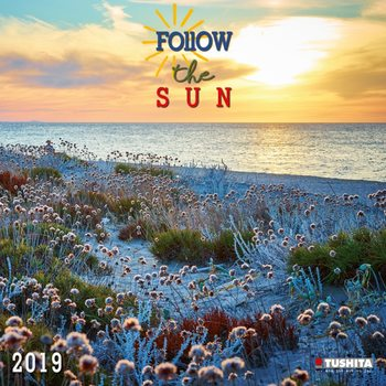 Календар 2019  Follow the Sun