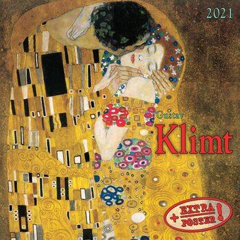 Календар 2021 Gustav Klimt