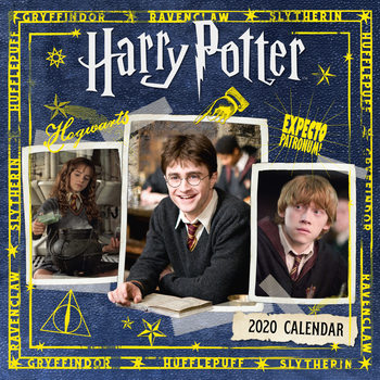 Календар 2020  Harry Potter