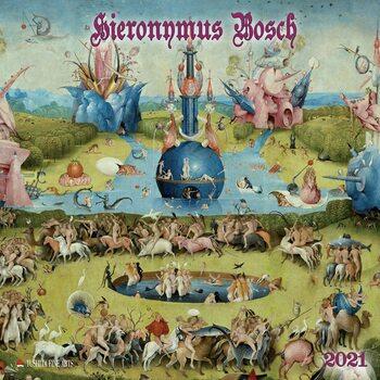 Календар 2021 Hieronymus Bosch