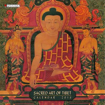 Календар 2021 Sacred Art of Tibet