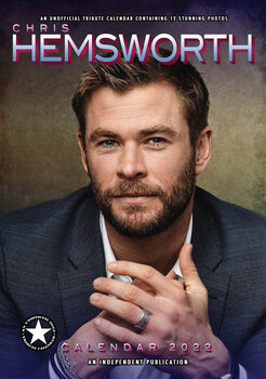 Календар 2022 Chris Hemsworth