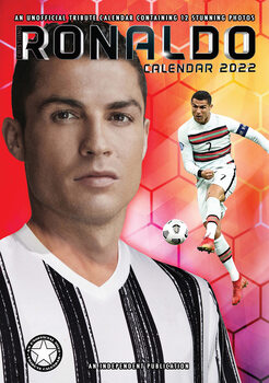 Календар 2022 Cristiano Ronaldo