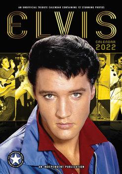 Календар 2022 Elvis Presley