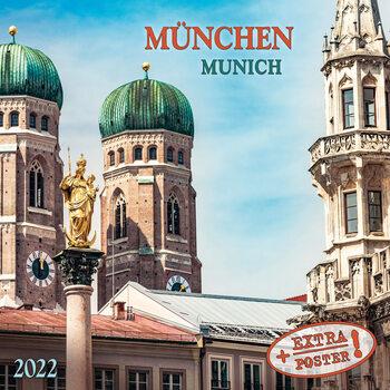 Календар 2022 Munich