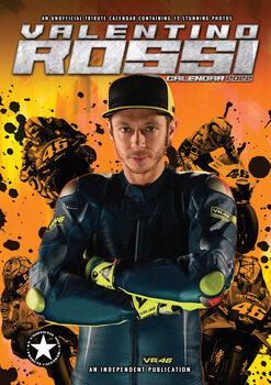 Календар 2022 Valentino Rossi