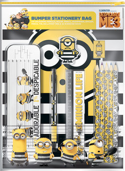 Despicable Me 3 Канцтовари