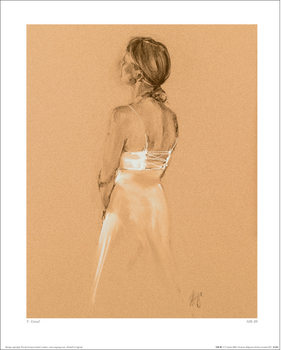 T. Good - Silk III Картина