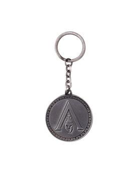 Assassin's Creed Odyssey - Metal Logo Ключодържатели - гумени