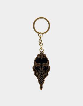 Assassin's Creed: Valhalla - Face Ключодържатели - гумени