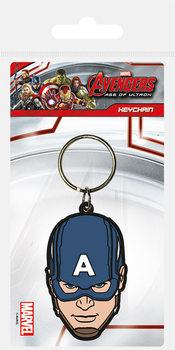 Avengers: Age Of Ultron - Captain America Ключодържатели - гумени