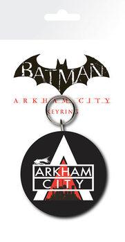 Batman Arkham City - Logo Ключодържатели - гумени