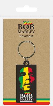 Bob Marley - Face Ключодържатели - гумени