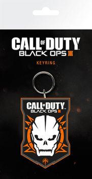Call of Duty: Black Ops 3 - Logo Ключодържатели - гумени
