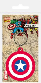 Captain America - Shield Ключодържатели - гумени