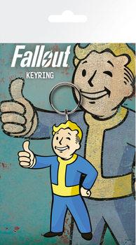 Fallout 4 - Vault Boy Thumbs Up Ключодържатели - гумени