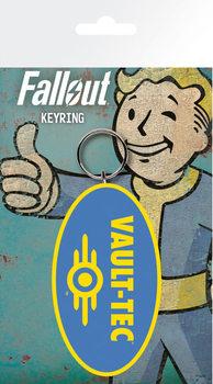 Fallout 4 - Vault Tec Ключодържатели - гумени