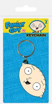 Family Guy - Stewie Face Ключодържатели - гумени