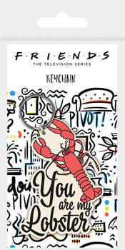 Friends - You are my Lobster Ключодържатели - гумени