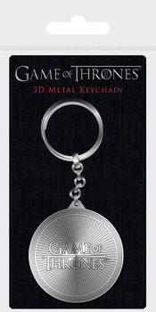 Game Of Thrones - Logo Ключодържатели - гумени