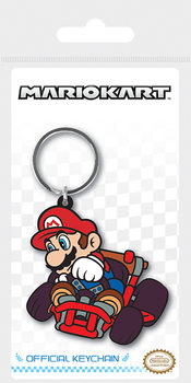 Mario Kart - Mario Drift Ключодържатели - гумени