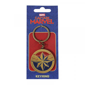 Marvel - Captain Marvel Ключодържатели - гумени
