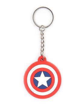 Marvel Comics - Captain America Shield Ключодържатели - гумени