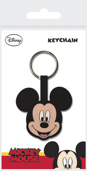 Mickey Mouse - Head Ключодържатели - гумени