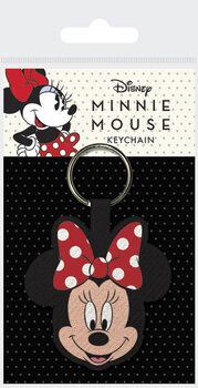 Minnie - Head Ключодържатели - гумени