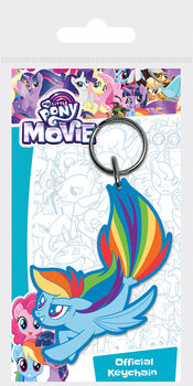 My Little Pony Movie - Rainbow Dash Sea Pony Ключодържатели - гумени
