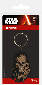Star Wars - Chewbacca Ключодържатели - гумени