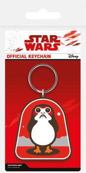 Star Wars The Last Jedi - Porg Ключодържатели - гумени