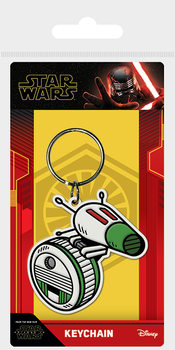 Star Wars: The Rise of Skywalker - D-O Ключодържатели - гумени