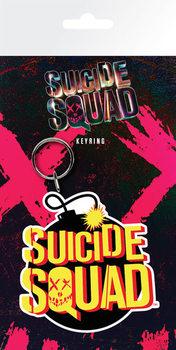 Suicide Squad - Bomb Ключодържатели - гумени