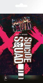 Suicide Squad - Logo Ключодържатели - гумени