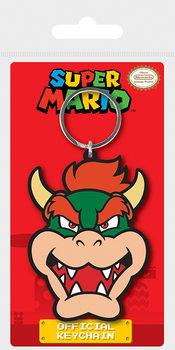Super Mario - Bowser Ключодържатели - гумени