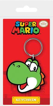 Super Mario - Yoshi Ключодържатели - гумени