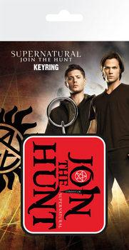 Supernatural - Join the Hunt Ключодържатели - гумени