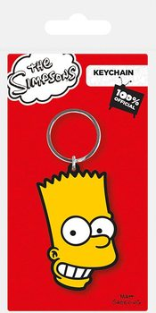 The Simpsons - Bart Ключодържатели - гумени