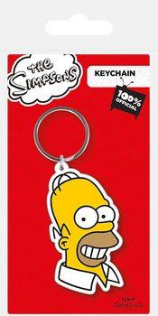The Simpsons - Homer Ключодържатели - гумени
