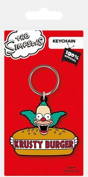 The Simpsons - Krusty Burger Ключодържатели - гумени