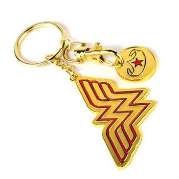 Wonder Woman - Stars Ключодържатели - гумени