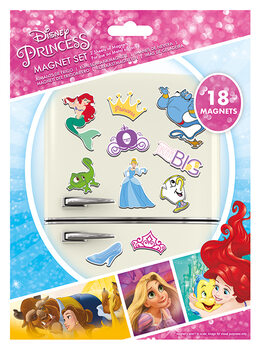 Магнити Disney Princess - Dream Big
