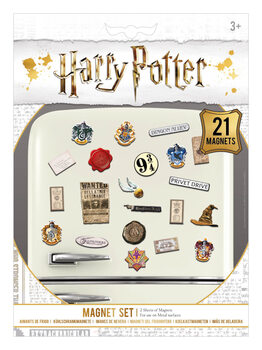 Магнити Harry Potter - Wizardry